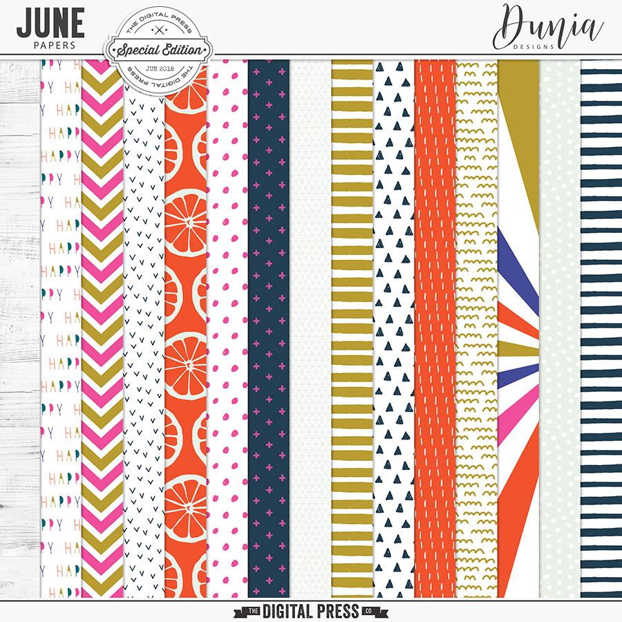 June   Papers