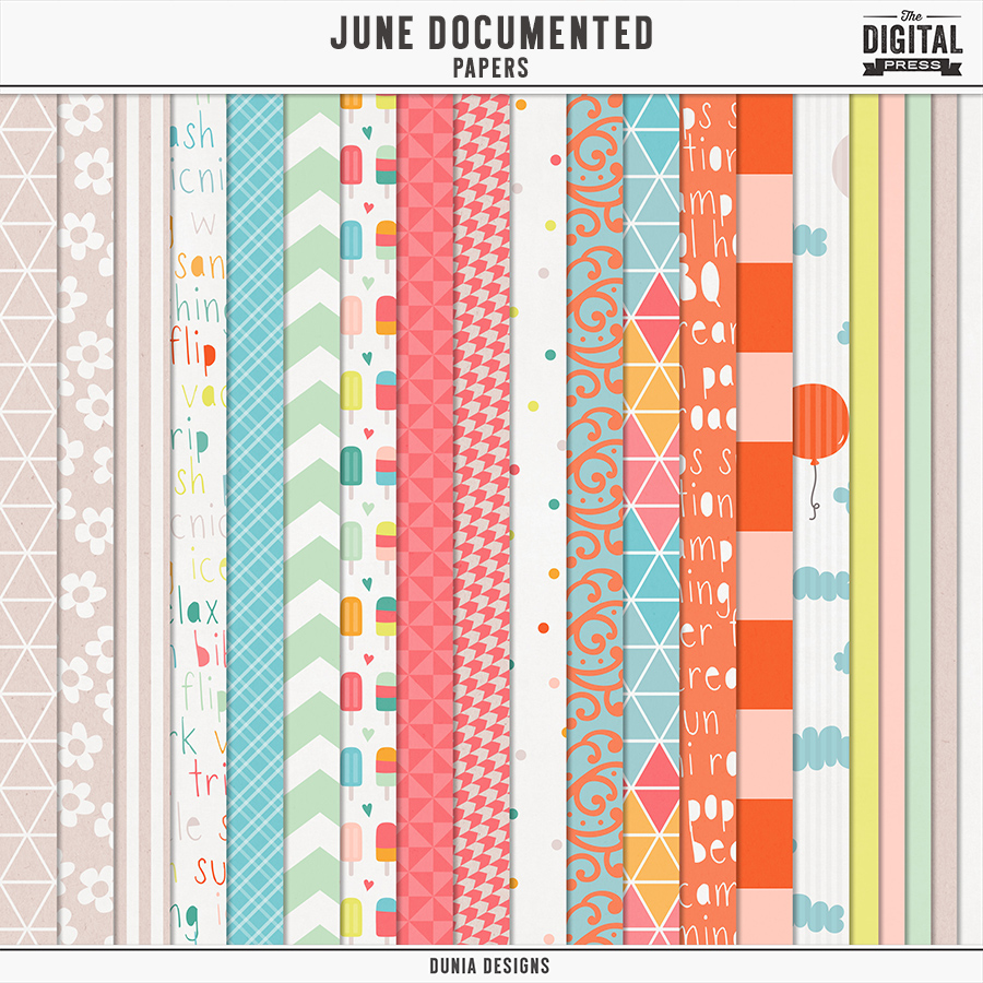 June Documented | Papers