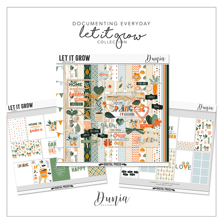 Let It Grow   Collection