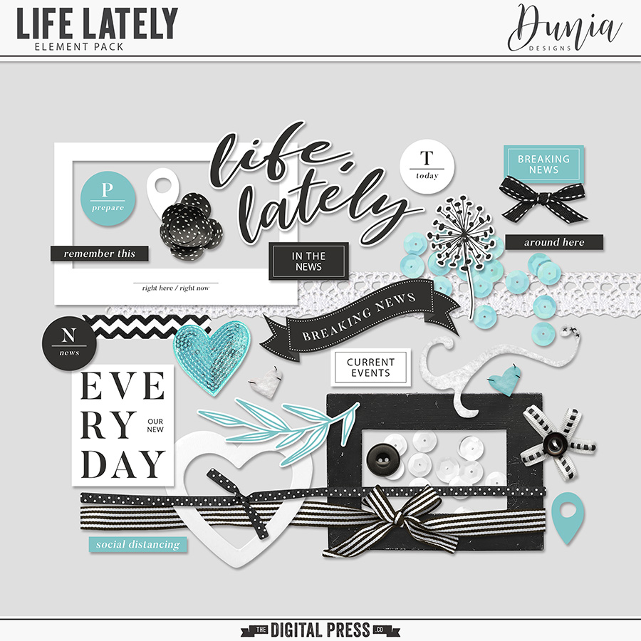 Life Lately | Elements