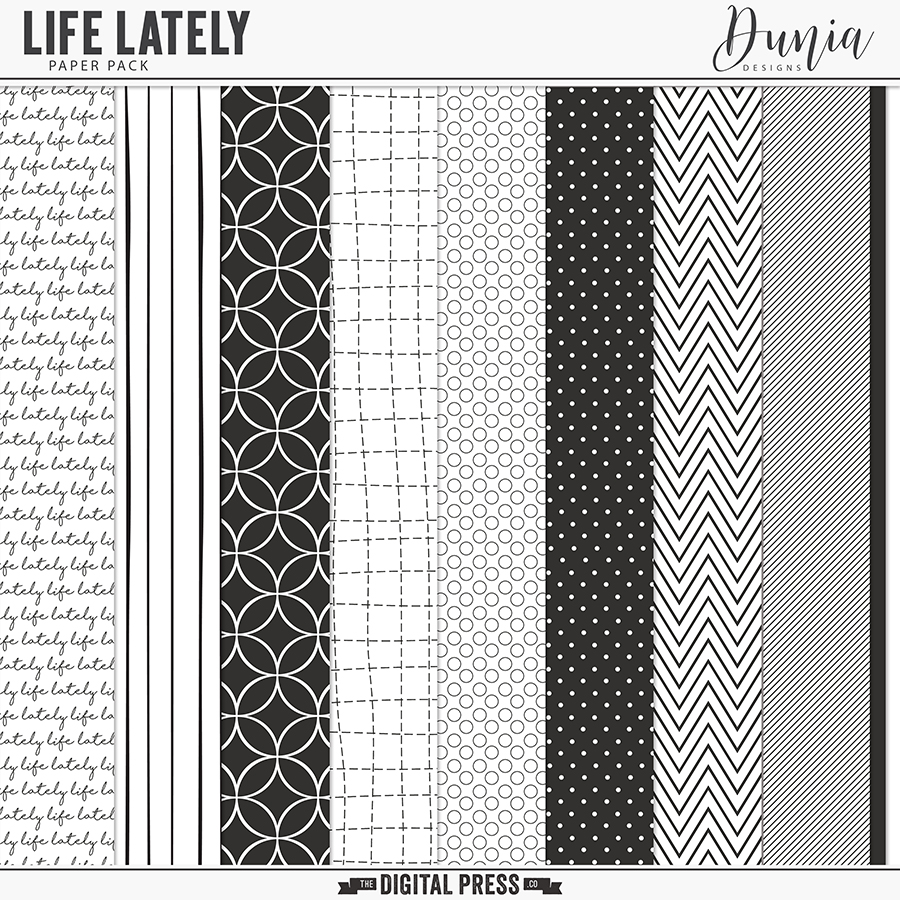 Life Lately | Papers