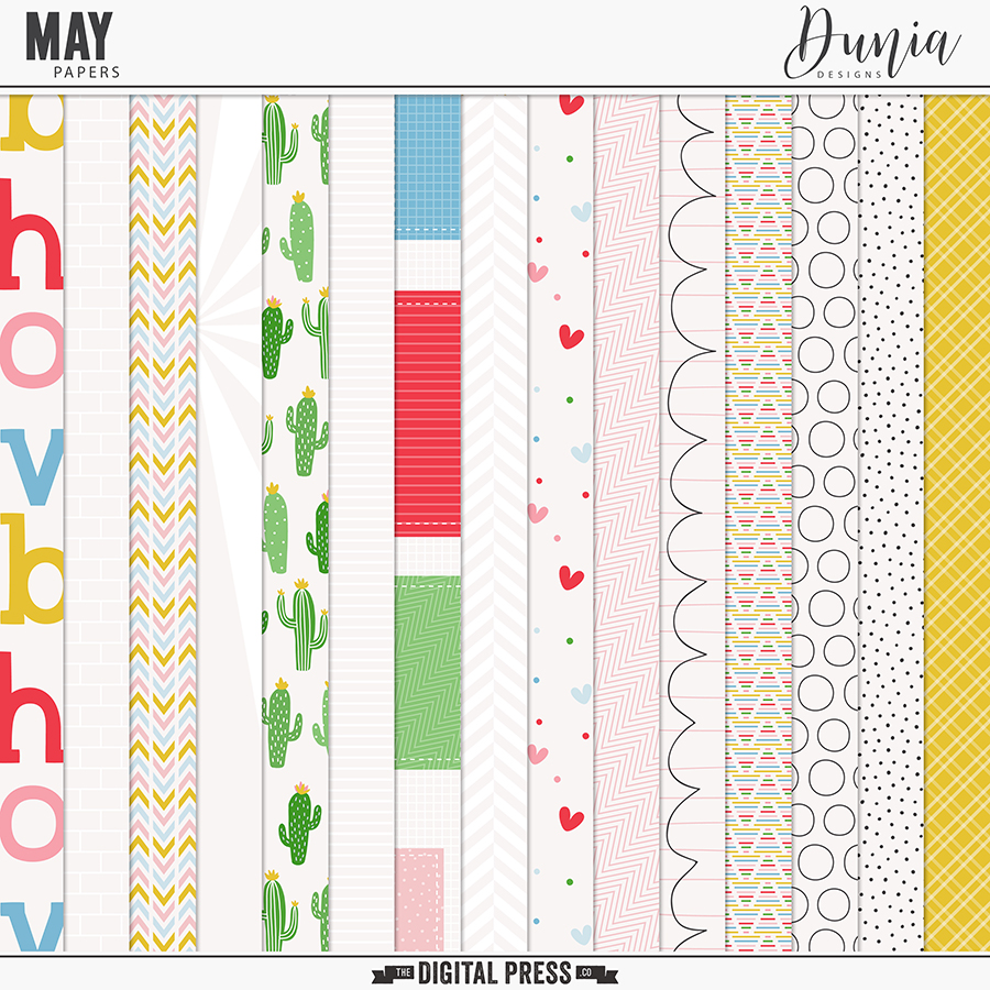 May   Papers