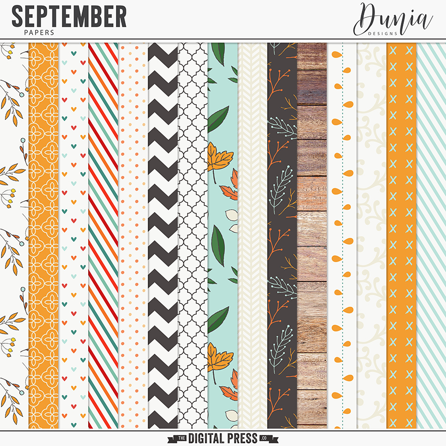 September | Papers