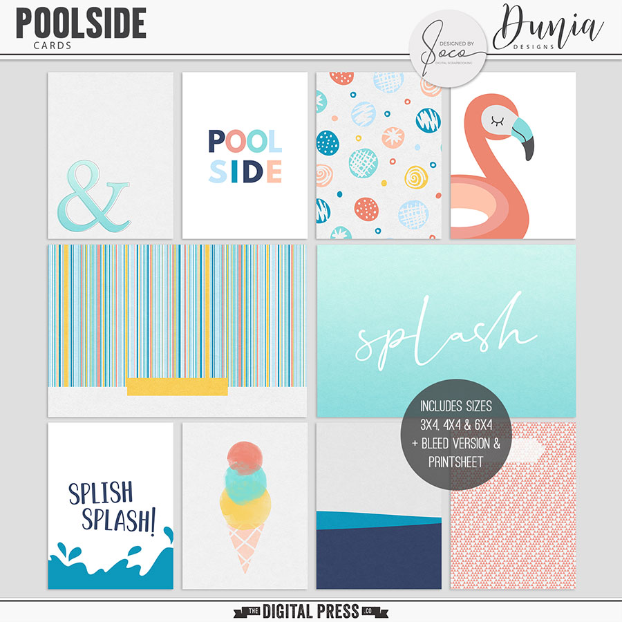 Poolside | Cards