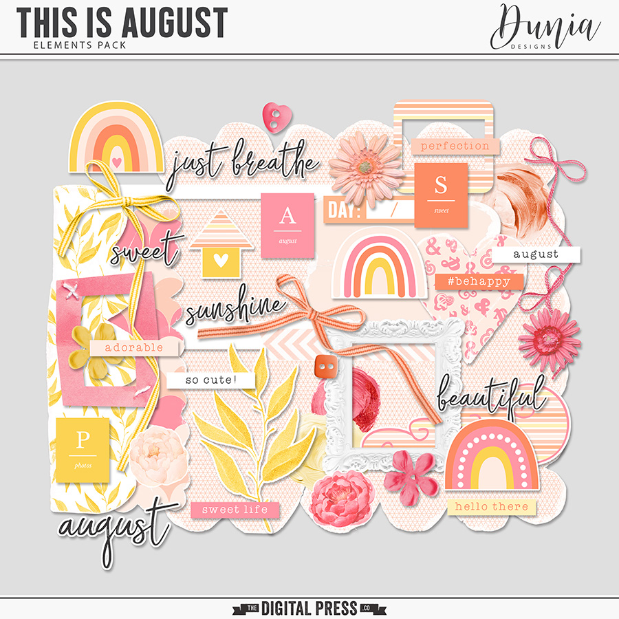 This is August | Elements