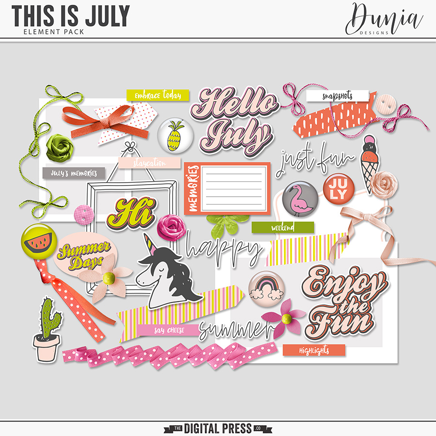 This is July | Elements