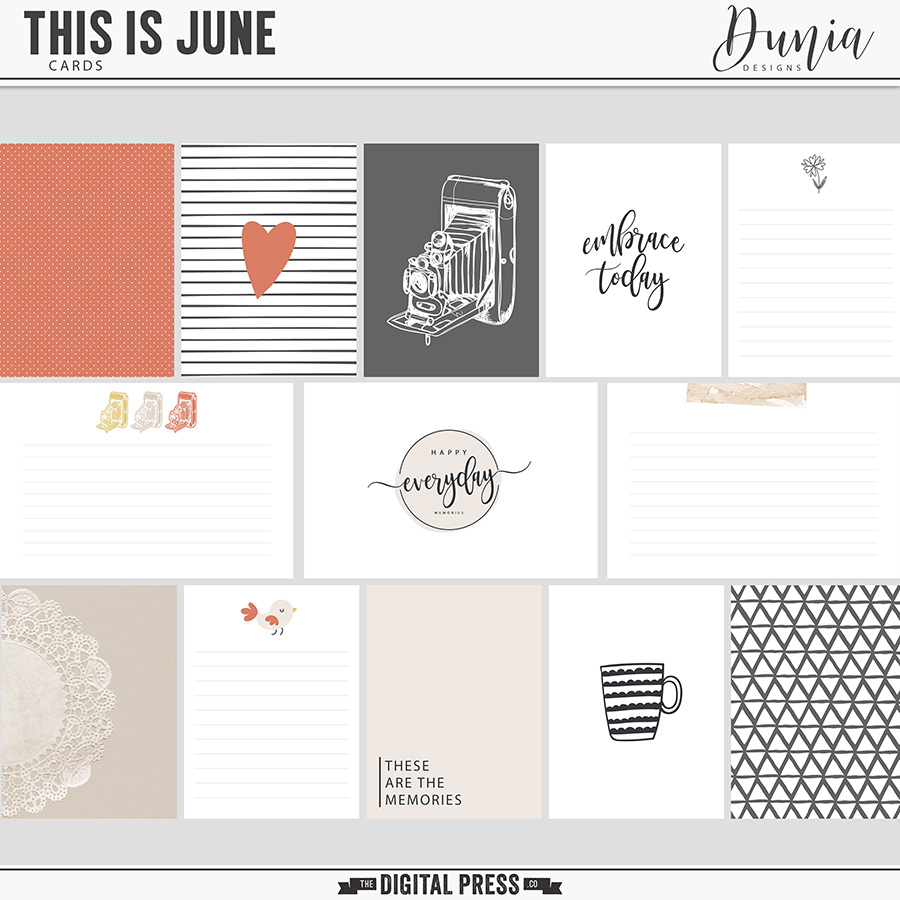 This is June | Cards