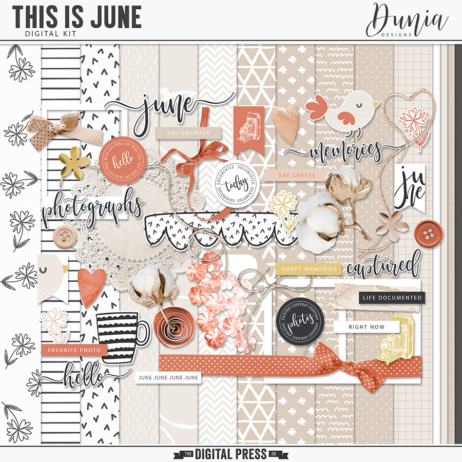 This is June   Kit