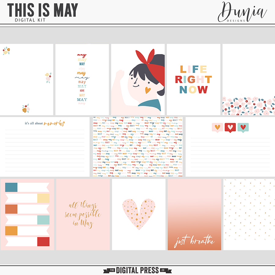This is May | Cards