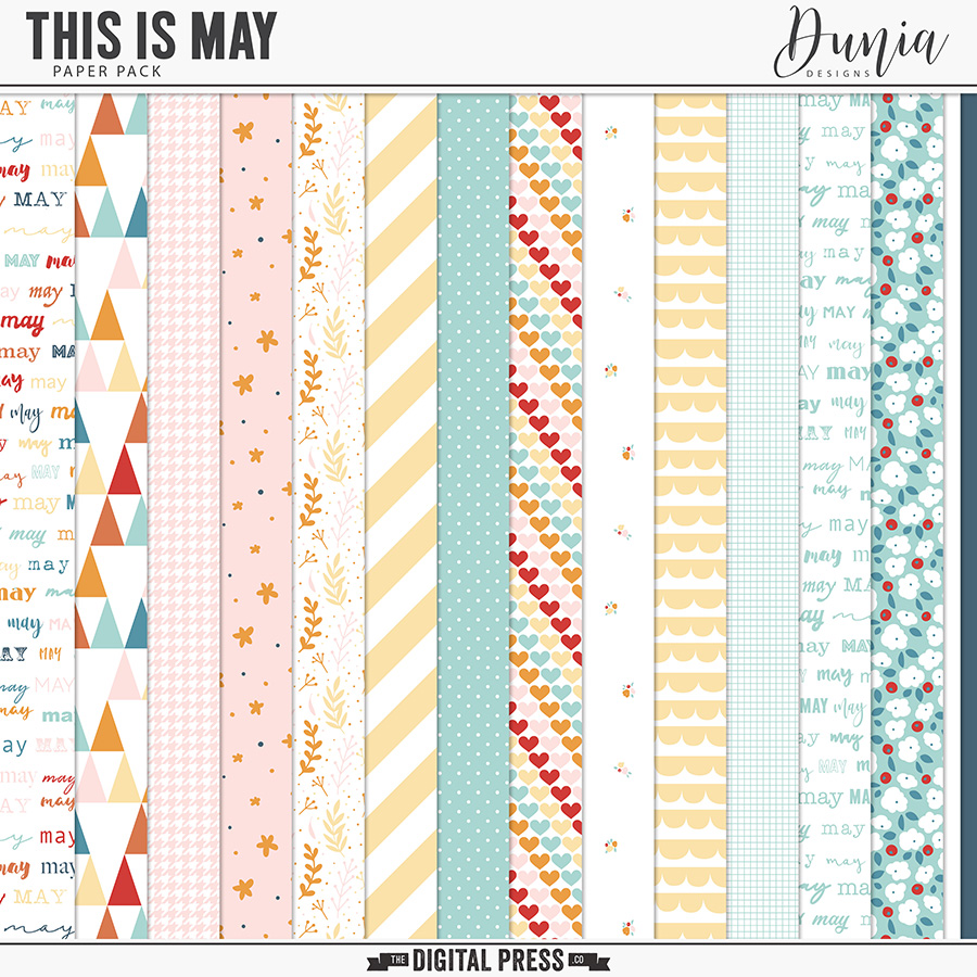 This is May | Papers