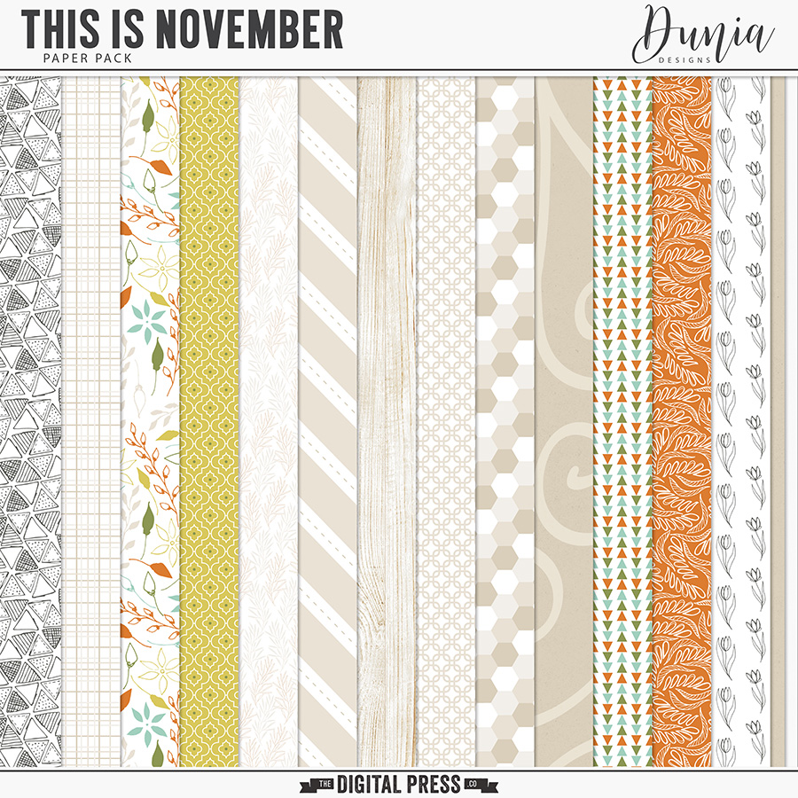 This is November | Papers