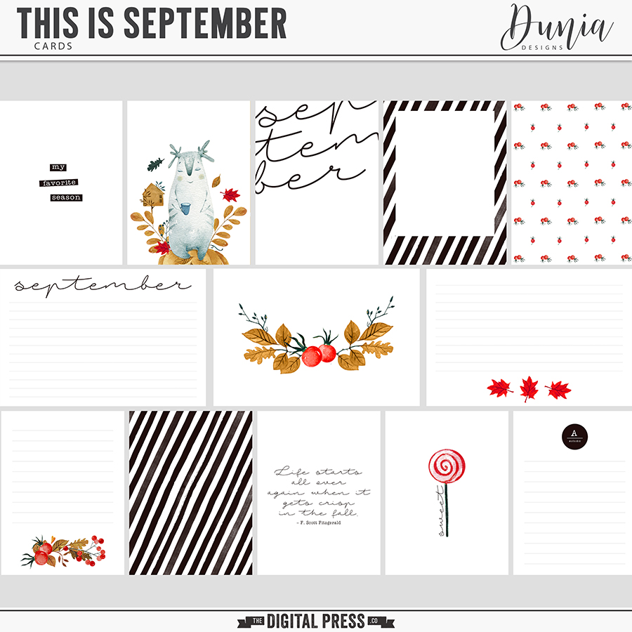 This is September | Cards