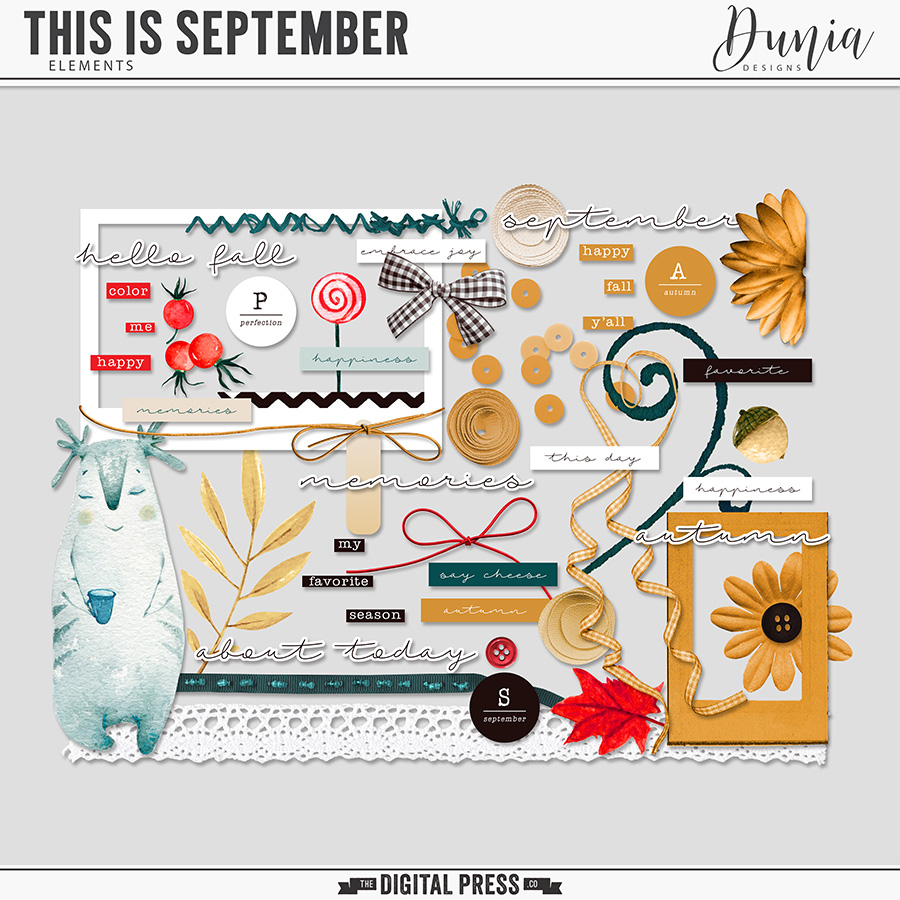 This is September | Elements