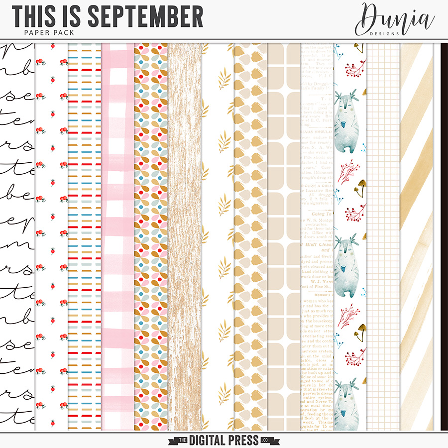 This is September | Papers