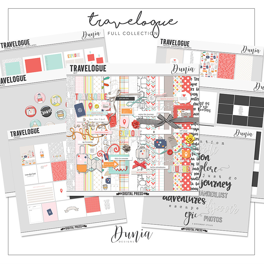Travelogue | Collection