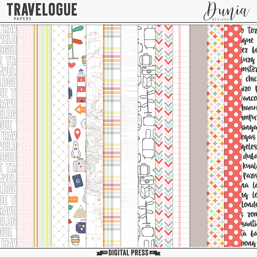 Travelogue | Papers