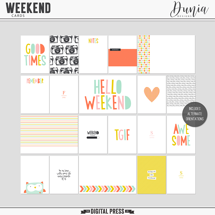 Weekend | Cards