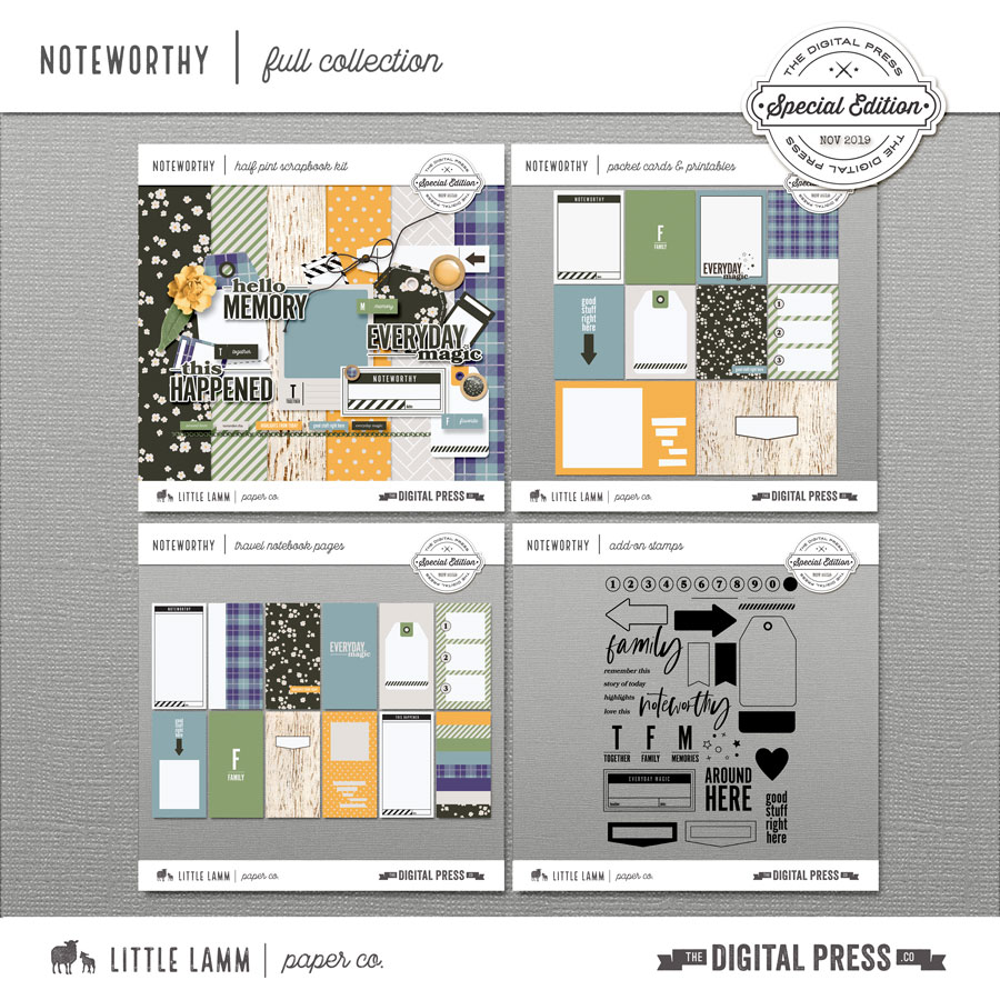 Noteworthy│Full Collection