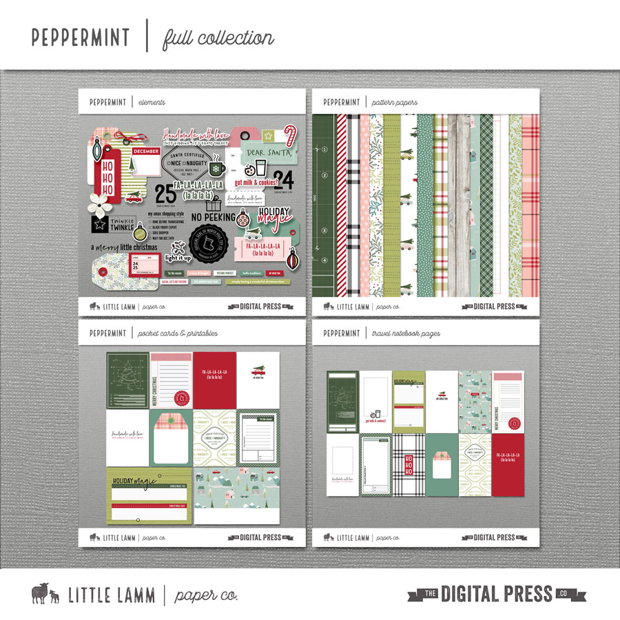 Peppermint│Full Collection
