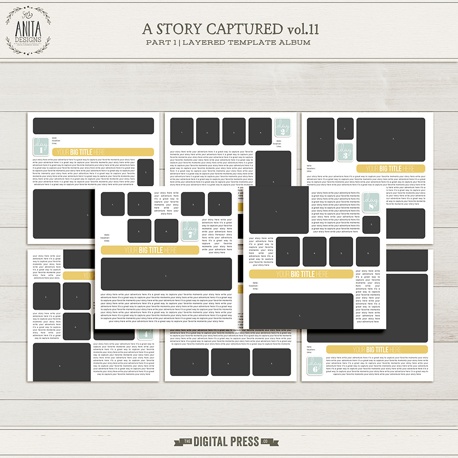 A story captured vol.11 | part 1