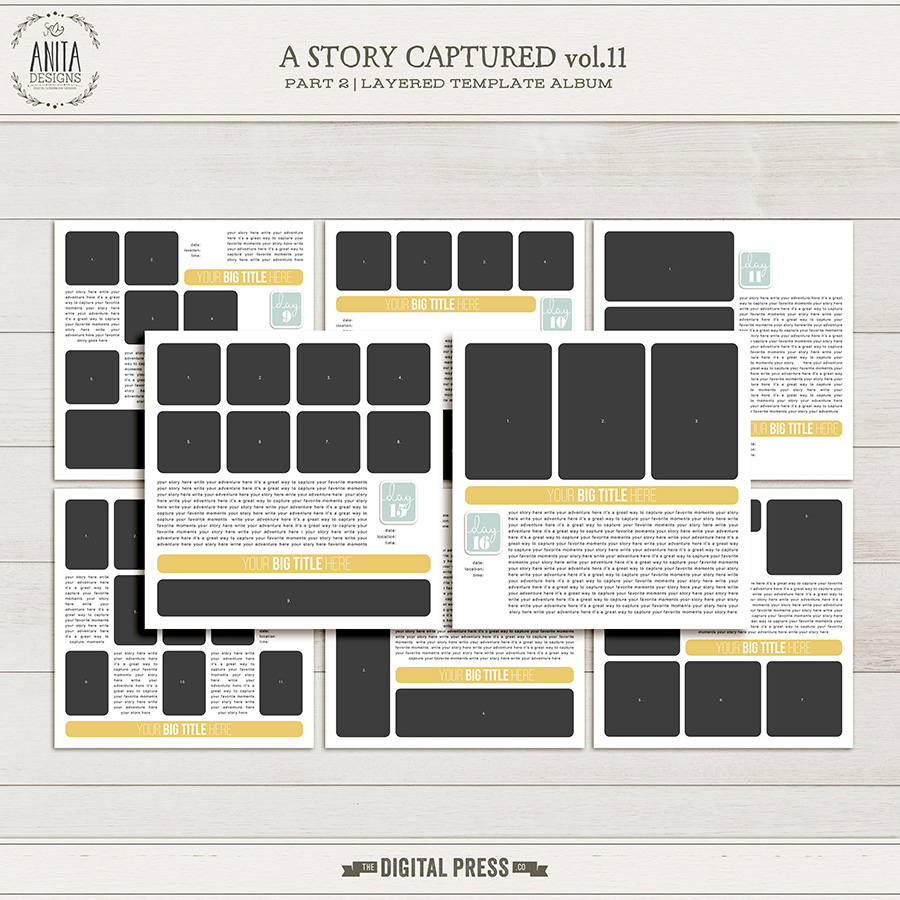 A story captured vol.11 | part 2
