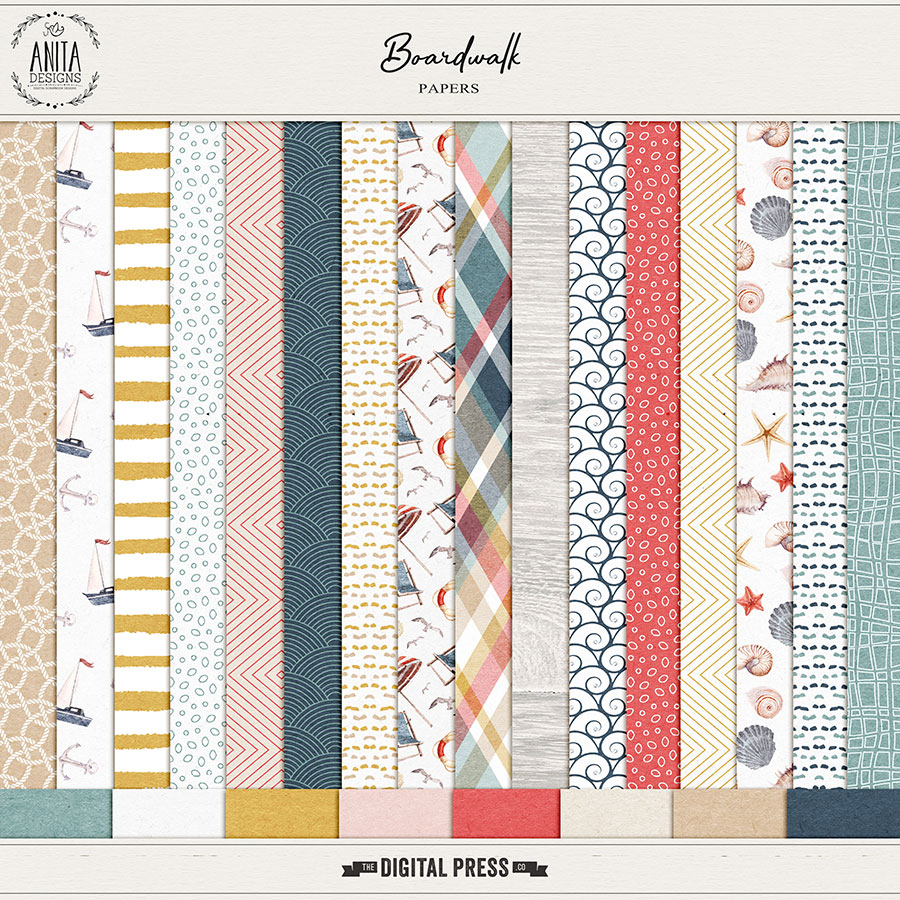 Boardwalk | Papers
