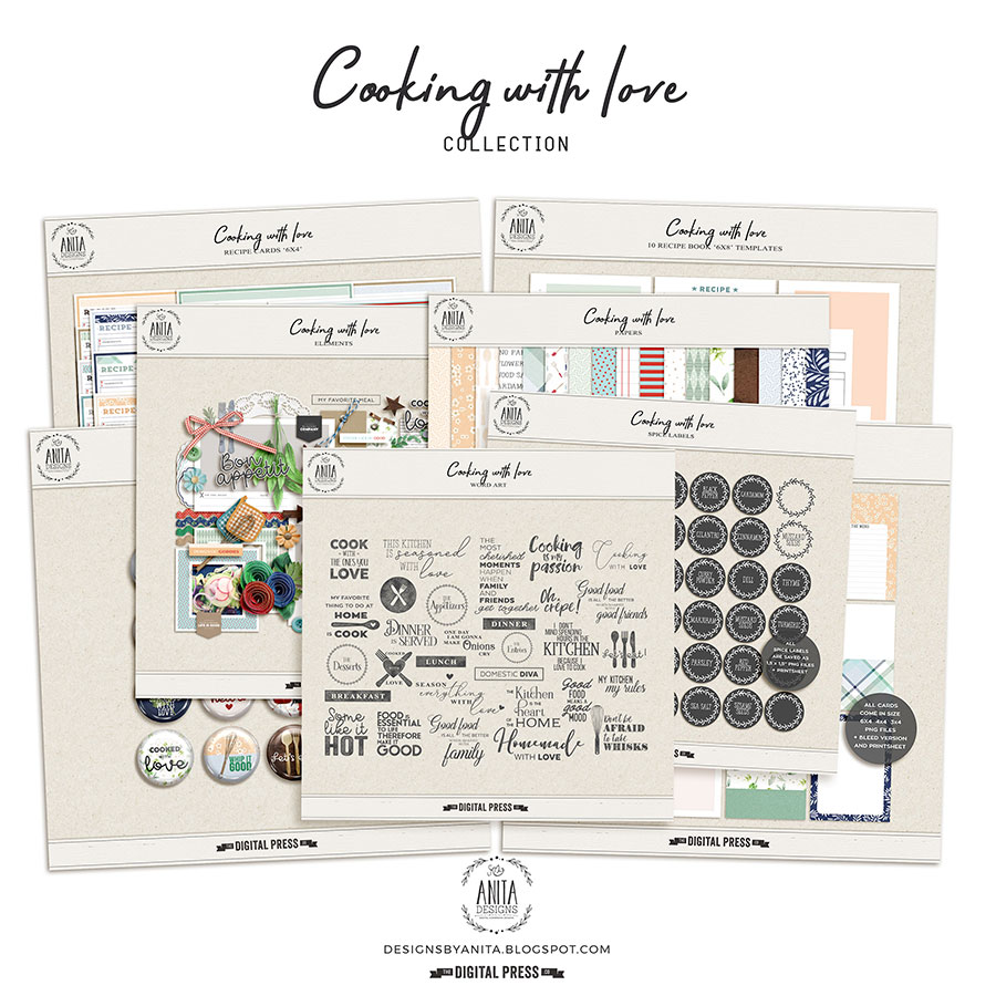 Cooking With Love | Collection