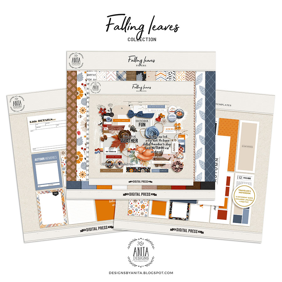 Falling leaves | Collection