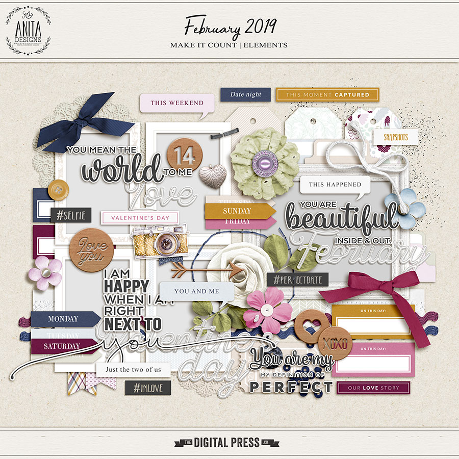Make it count: February 2019 | elements