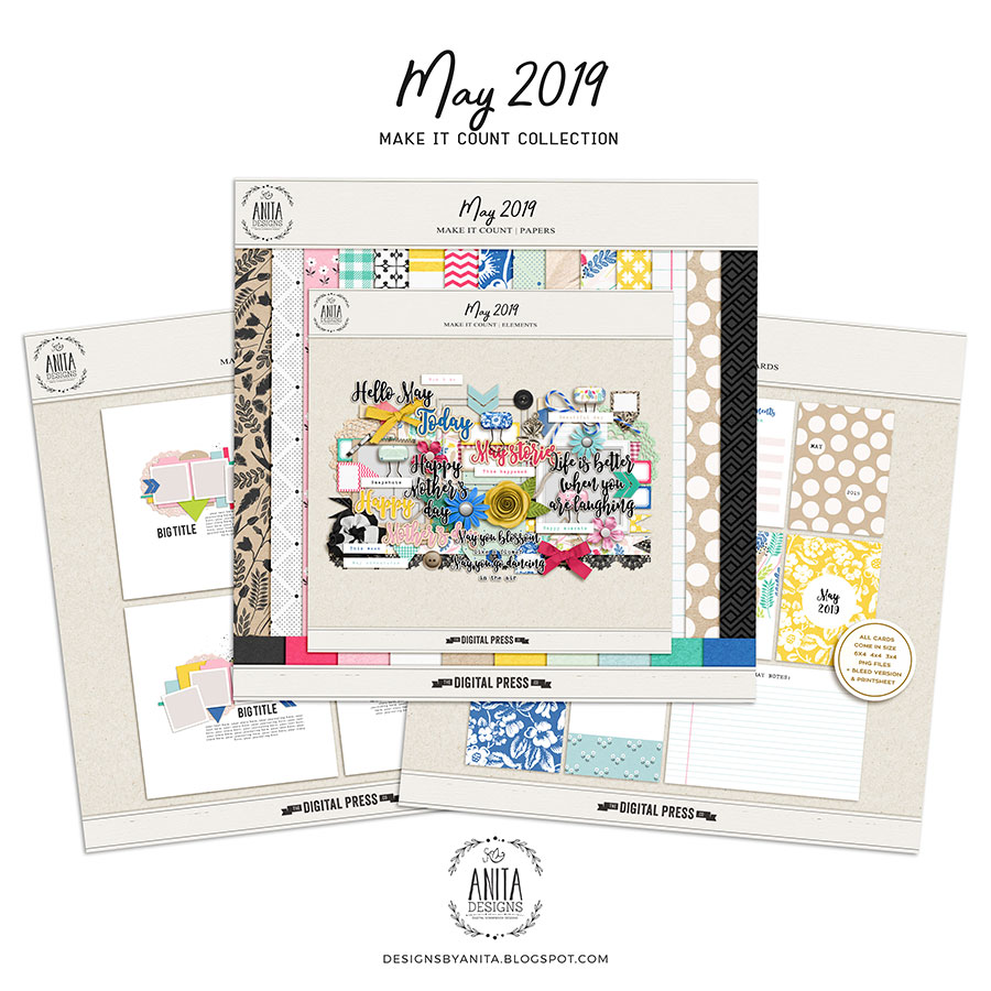 Make it Count: May 2019 | Collection