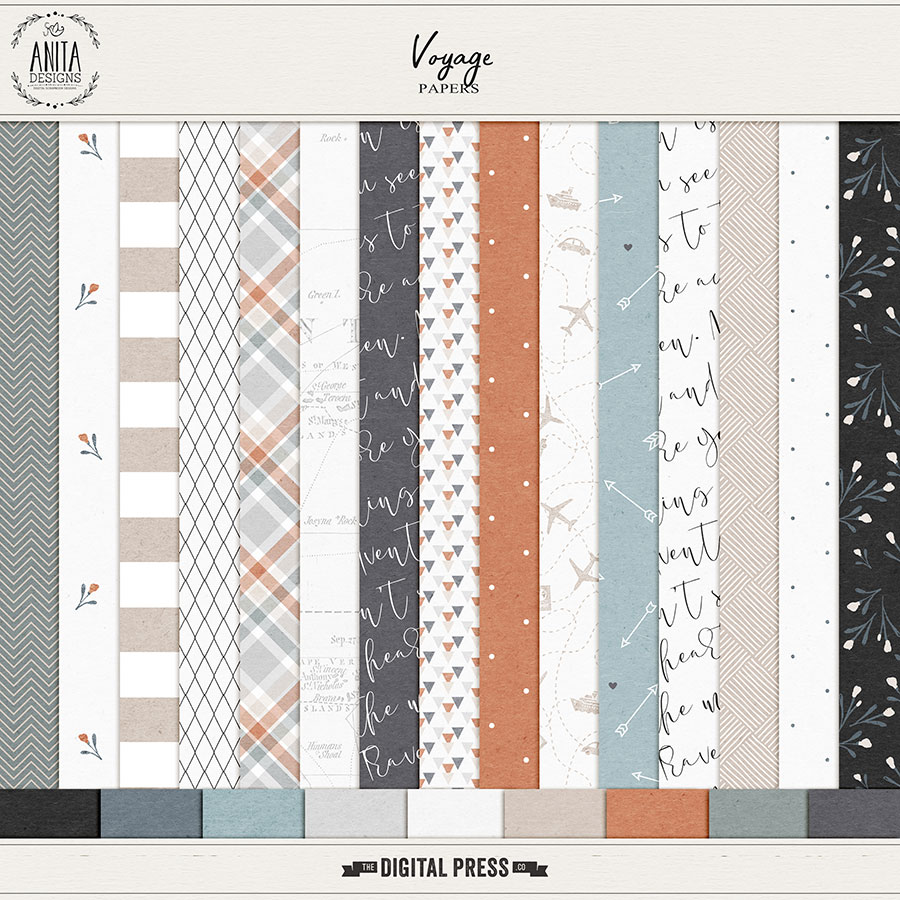 Voyage | Papers