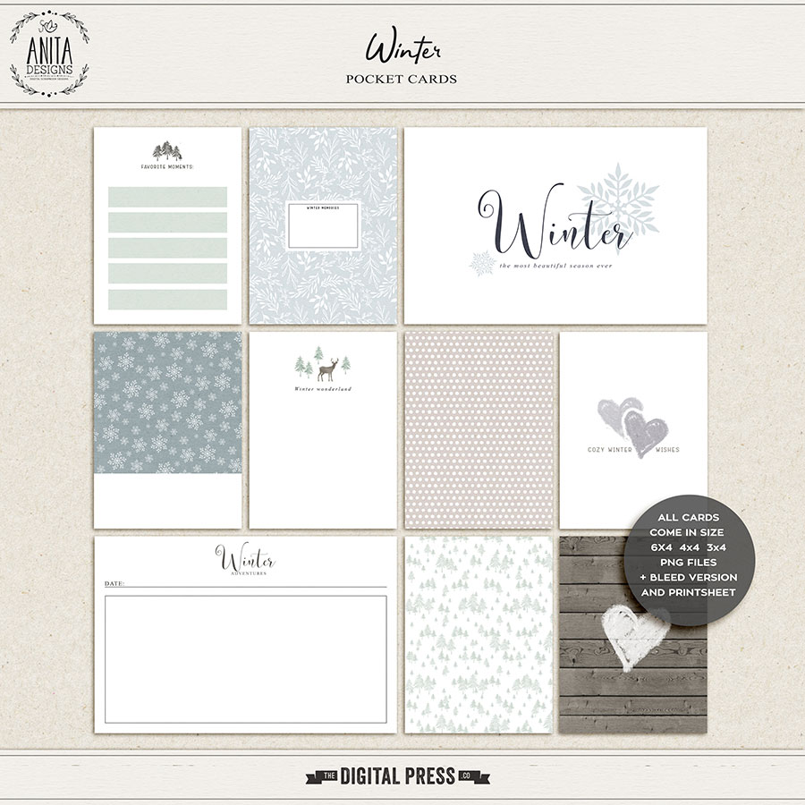 Winter | Pocketcards