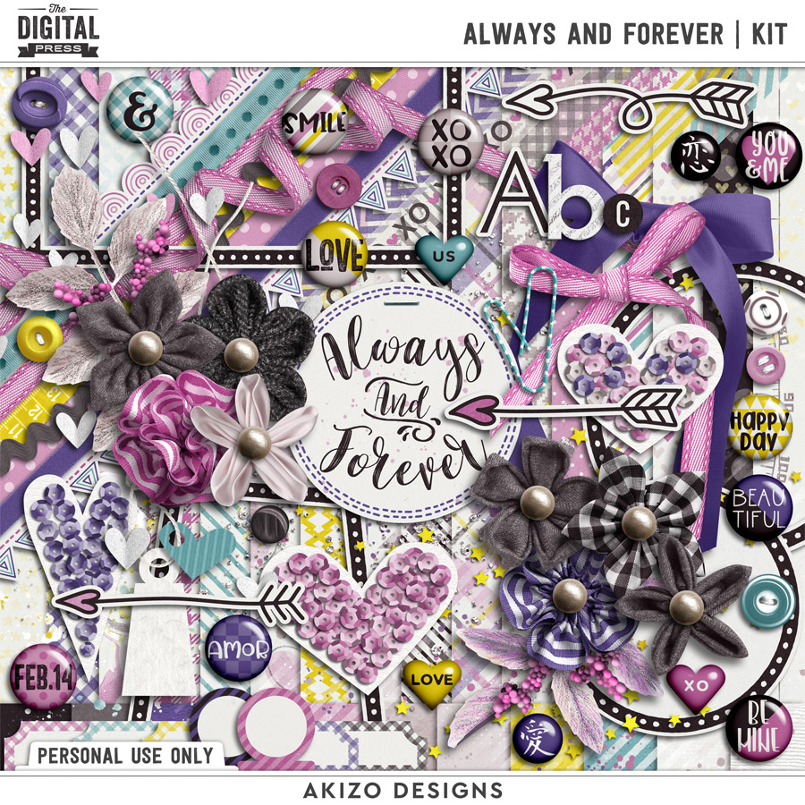 Always And Forever | Kit