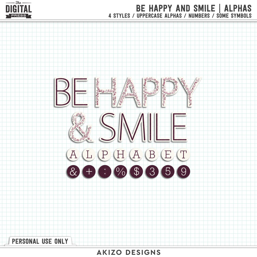 Be Happy And Smile | Alphas