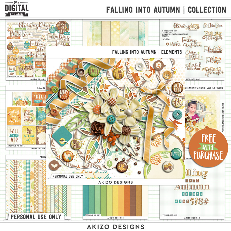 Falling Into Autumn | Collection