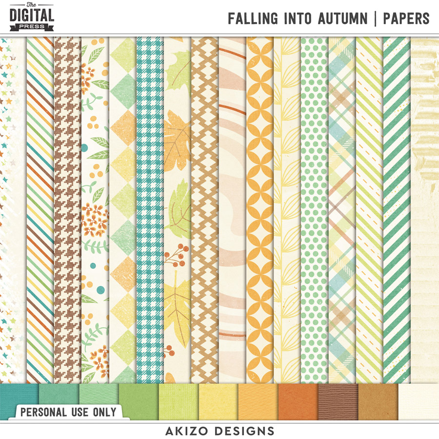 Falling Into Autumn | Papers