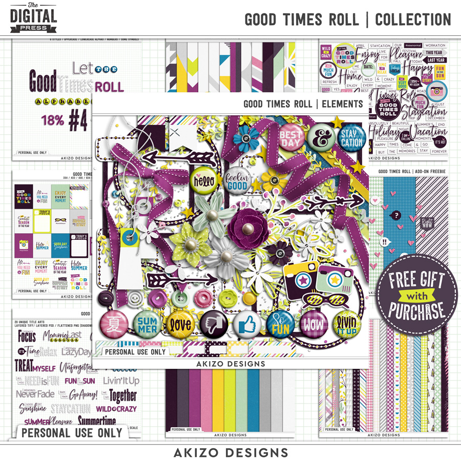 Good Times Roll | Collection