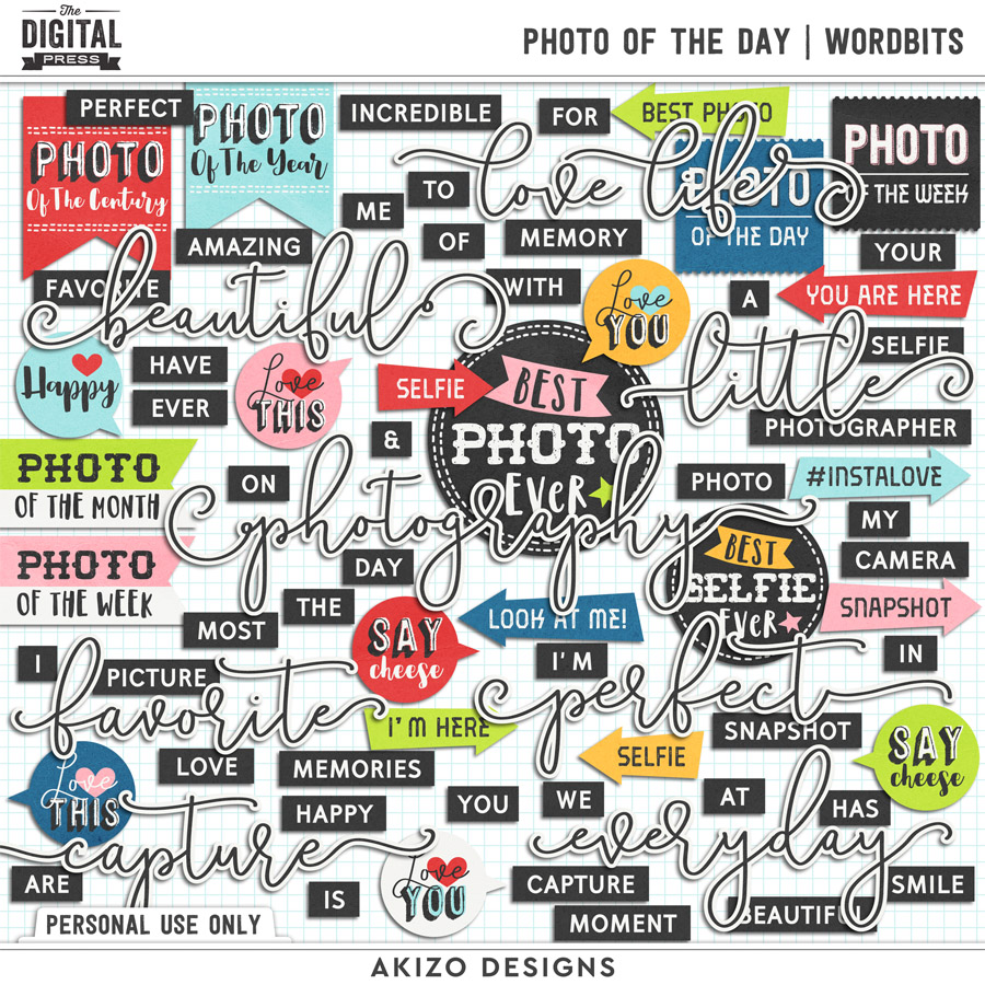 Photo Of The Day | Wordbits