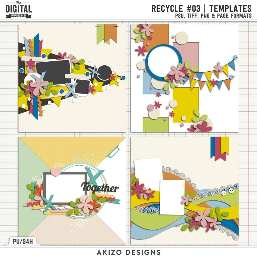 Recycle 03 | Templates