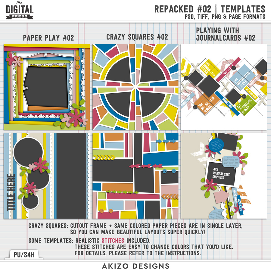 Repacked 02 | Templates