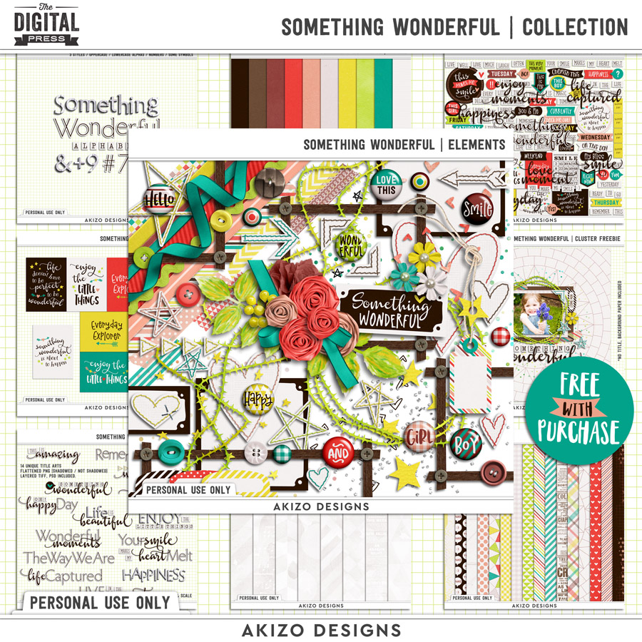 Something Wonderful | Collection