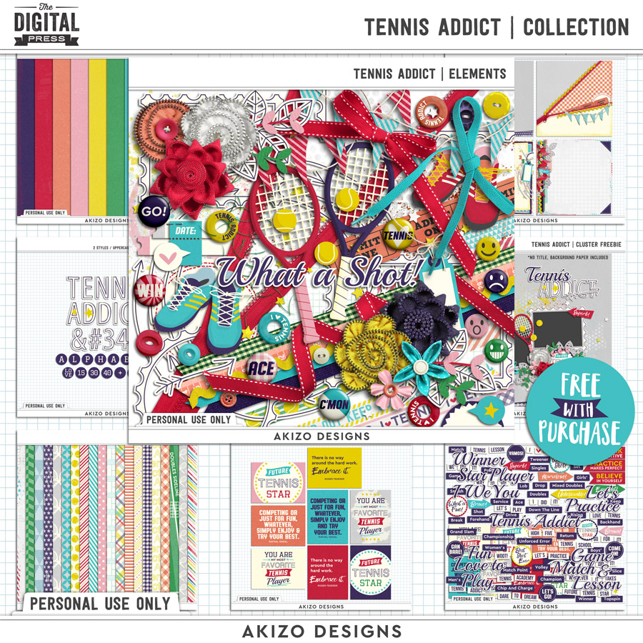 Tennis Addict | Collection