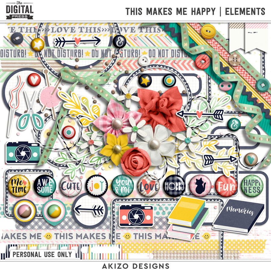 This Makes Me Happy | Elements