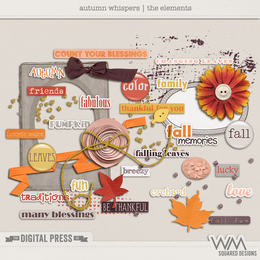 Autumn Whispers   The Elements
