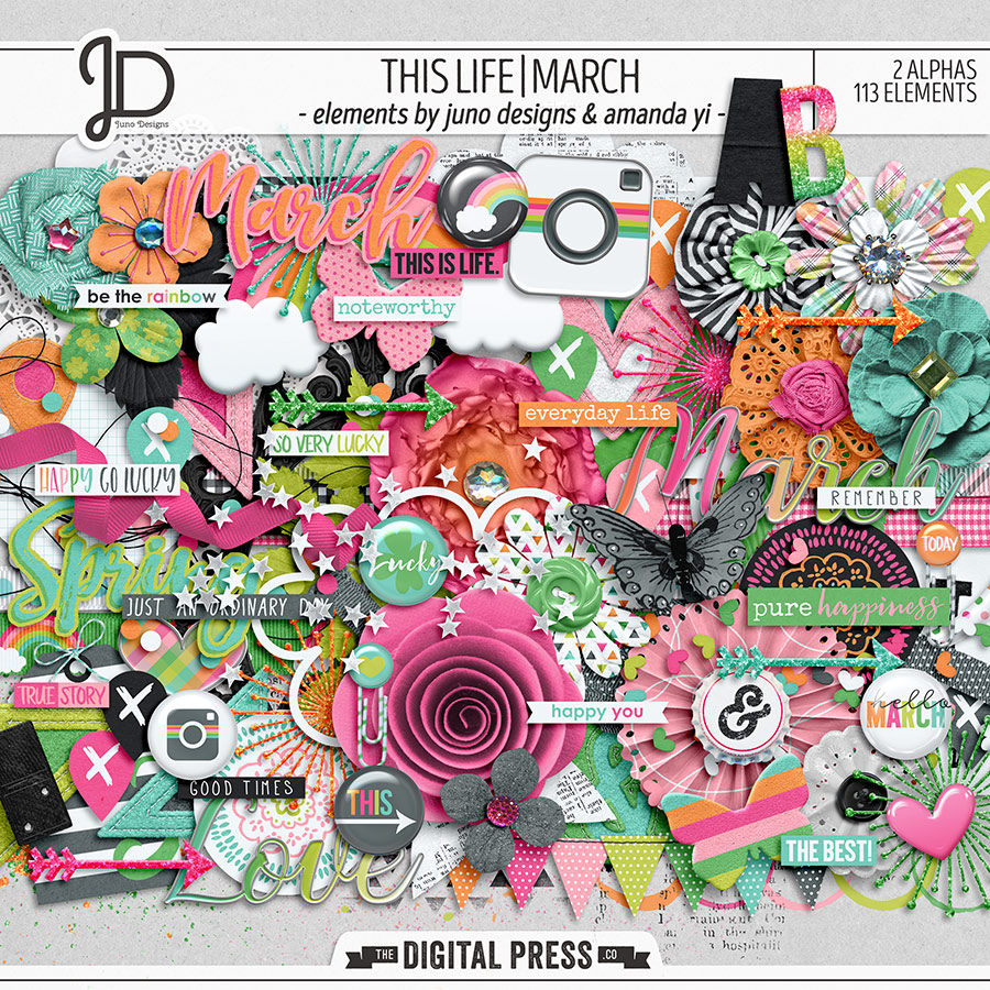 This Life | March - Elements