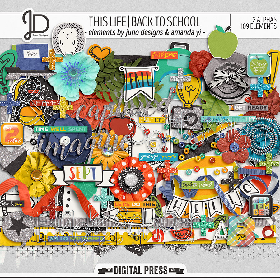 This Life   Back To School - Elements