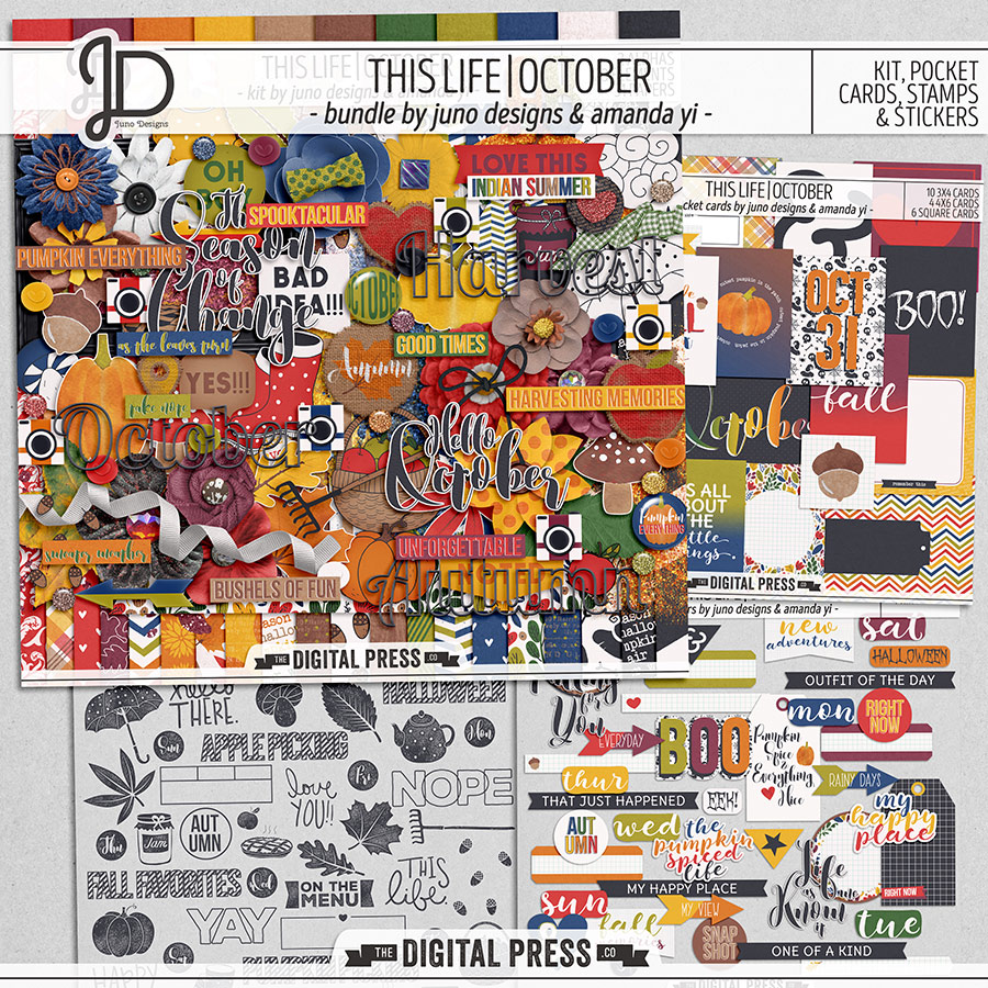 This Life | October - Bundle
