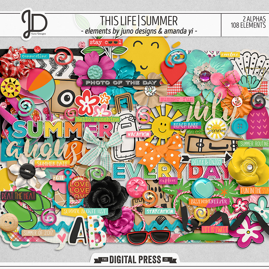 This Life   Summer - Elements