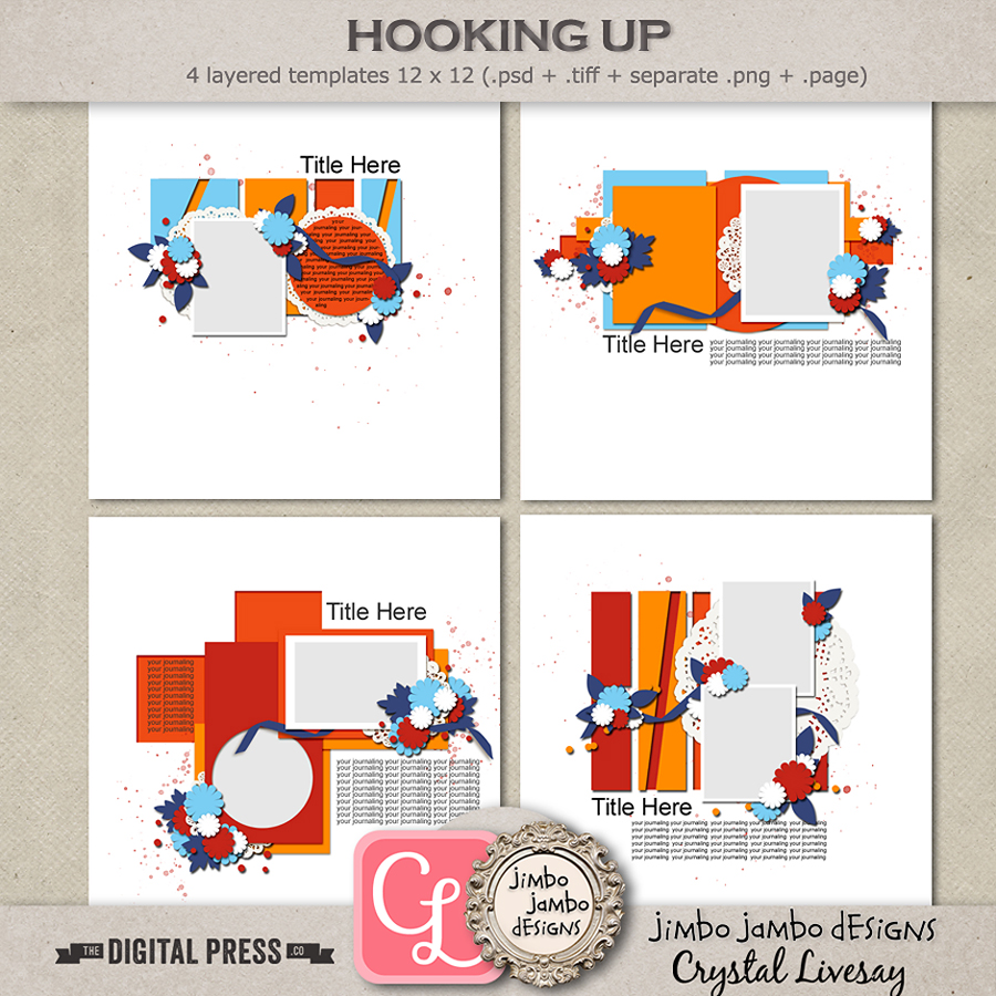 Hooking Up | Templates