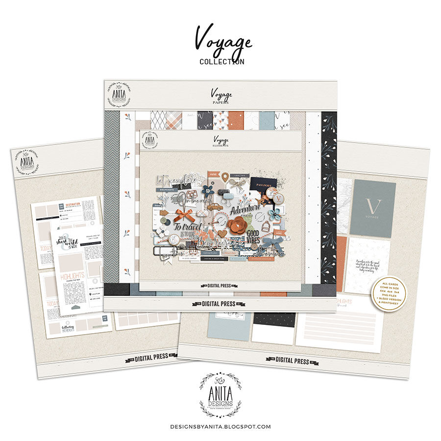 Voyage | collection
